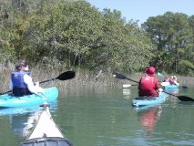 887 Mary, Coastal Discovery Museum Kayak Tours