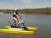 2013-04-13 Sarah hydrobiking